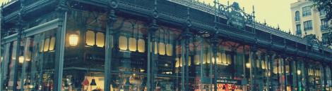 El barrio de los Austrias - Mercado de San Miguel