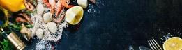 Pescados y mariscos - La forja de Sesnández